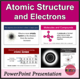 Atoms, Atomic Structure, PowerPoint NGSS MS-PS1-1