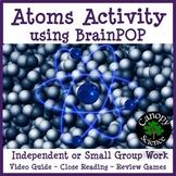 Atoms Activity using BrainPOP