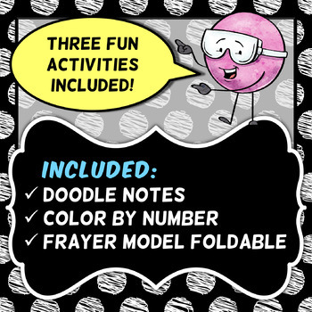Atoms Bundle - Save 30% on Three Fun Activities