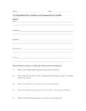 Atoms, Compounds, Elements, & Mixtures-Review/Question She