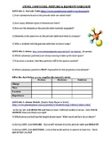Atoms Compounds Mixtures & Elements Webquest (ACME)