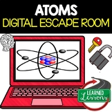 Atoms Digital Escape Room, Atoms Breakout Room, Distance Learning