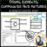 Atoms Elements and Matter Lesson