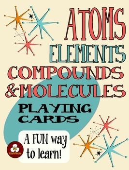 Chemistry Card Game