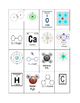 Atoms, Elements, Molecules and Compounds CARD SORT cut and paste