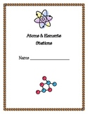 Atoms Elements Periodic Table Stations
