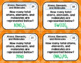 Chemistry Task Cards- Atoms, Elements, and Molecules