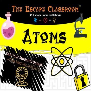 Atoms Escape Room | The Escape Classroom