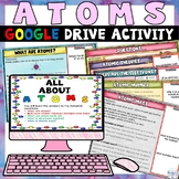 Atoms Google Classroom Nonfiction Article and Activity