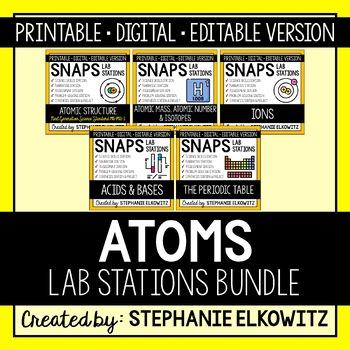 Atoms Lab Stations Bundle
