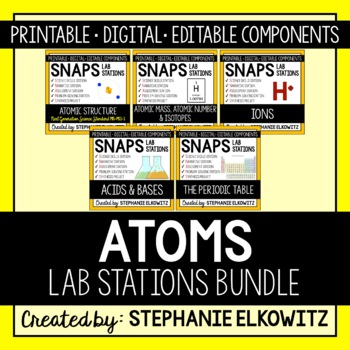 Atoms Lab Stations Bundle
