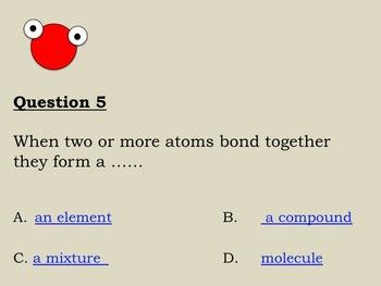 atoms molecules elements compounds mixtures powerpoint lessons. Black Bedroom Furniture Sets. Home Design Ideas