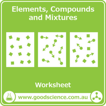 science worksheets elements compounds science best free printable worksheets. Black Bedroom Furniture Sets. Home Design Ideas