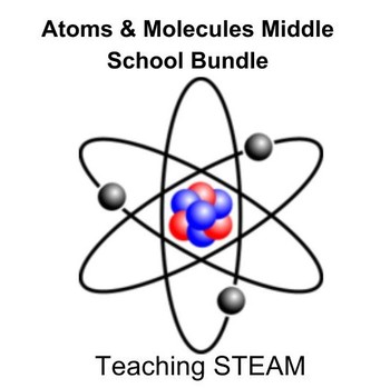 Atoms & Molecules Middle School Bundle