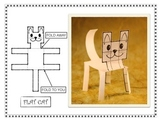 Area and Perimeter Math - Art Activities (Digital & Printa