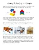 Atoms, Molecules, and Legos Reading
