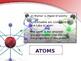 Atoms Power Point