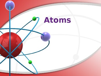 Atoms Power Point