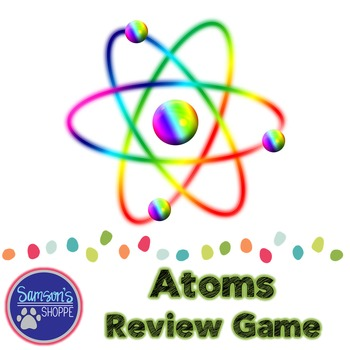 Atoms Review Game