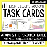 Atoms Task Cards