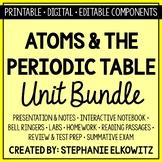 Atoms Unit Bundle - Distance Learning