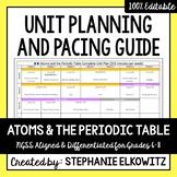 Atoms Unit Planning Guide