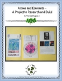 Atoms and Elements - A Project to Research and Build