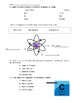 Atoms and Elements Test