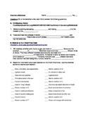 Atoms and Elements WebQuest