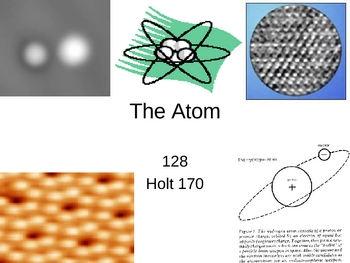 Atoms and Isotopes PowerPoint Presentation