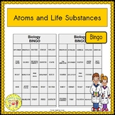 Atoms and Life Substances BINGO