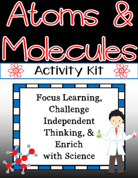 Atoms and Molecules Activities