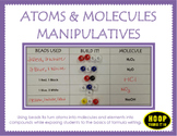 Atoms and Molecules Manipulatives Activity