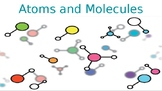 Atoms and Molecules PowerPoint Presentation