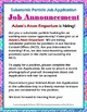 Atoms and Subatomic Particles Job Application Assignment i