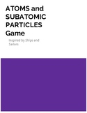 Atoms and Subatomic Particles Review Game