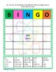 Atoms and The Periodic Table Vocabulary BINGO Game (8.5abc Streamlined)