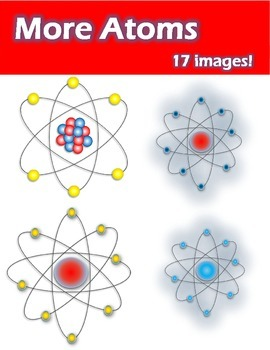 Atoms clipart