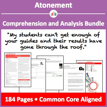 Atonement – Comprehension and Analysis Bundle