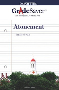 Atonement Lesson Plan