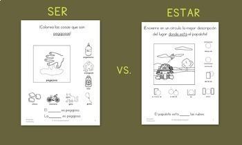 *NO PREP* Atrapados by Oliver Jeffers: Spanish Speech Companion: Pre-literacy