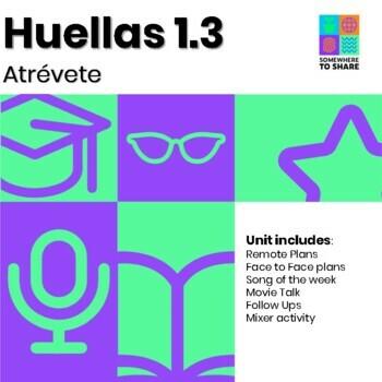 Atrévete Commercial Movie Talk Unit
