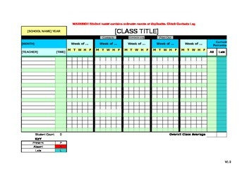 Att_ONE Excel Workbook (Single) - Win