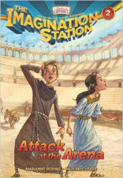 Attack In The Arena - Reading Comprehension Unit