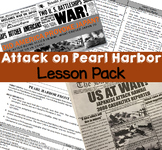 Attack on Pearl Harbor Lesson Plan & Assessment