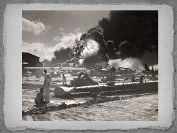 Attack on Pearl Harbor PowerPoint