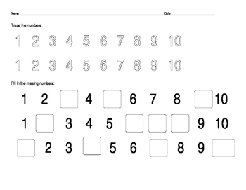 Attainment's Algebra - Pre Algebra Worksheet 3