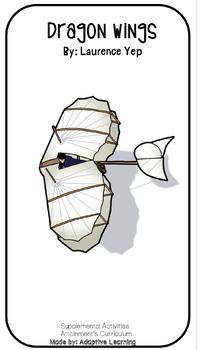 Attainments: Dragonwings Ch 6