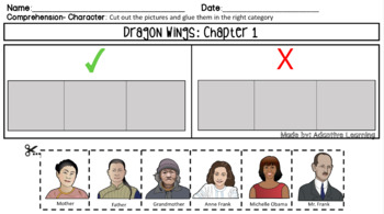 Attainments: Dragonwings Chapter 1-4