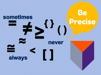 Attend to Precision POSTER